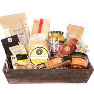 Barossa Gourmet Basket Deluxe