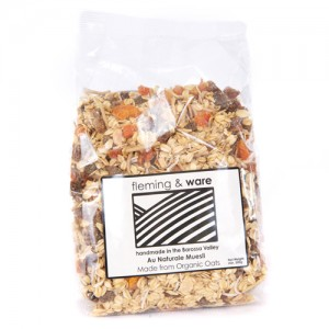 Flemming and Ware Natural Muesli